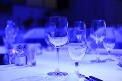 Exponeringsglas på tabellen Arkivfoto
