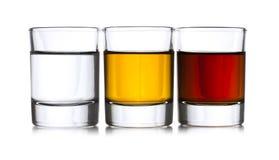exponeringsglas sköt tre Royaltyfri Fotografi