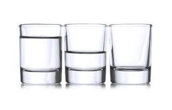 exponeringsglas sköt tre Arkivfoto
