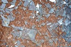 exponeringsglas splittrar Royaltyfria Foton