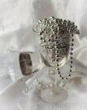 exponeringsglaspärlor Royaltyfri Fotografi