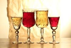 exponeringsglastappning Royaltyfria Bilder