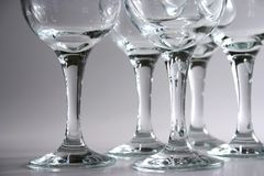exponeringsglaswine Arkivfoto