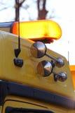 exponeringslampa - yellow arkivfoton