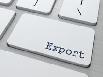 Export Concept. Royalty Free Stock Photos