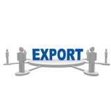 Exportación Fotos de archivo libres de regalías