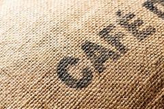 Exportation de sac photographie stock
