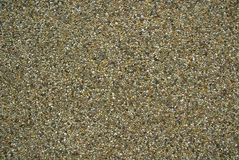 Exposed aggregate concrete 01. Exposed aggregate concrete as background Royalty Free Stock Photography