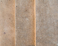 Exposed Aggregate Concrete. Texture of the Exposed Aggregate Concrete Royalty Free Stock Photos