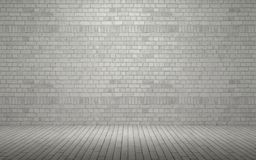 Exposed brick wall Stock Image