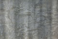 Exposed Cement Wall Royalty Free Stock Photo
