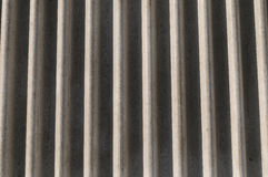 Exposed concrete Stock Photography