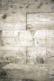Exposed Concrete with Wood Texture Royalty Free Stock Image