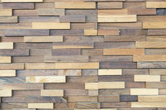 Exposed wooden wall royalty free stock photo