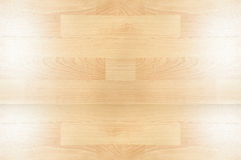 Exposed wooden wall exterior, patchwork of raw wood forming a beautiful parquet wood pattern Stock Images