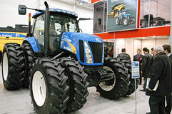Exposição agricultural Imagem de Stock