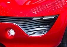 Exposição automóvel 2011 Fotografia de Stock