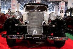 Exposição automóvel Fotografia de Stock