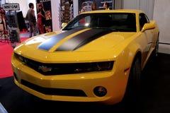 Exposição automóvel Foto de Stock Royalty Free