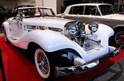 Exposição automóvel Imagem de Stock Royalty Free