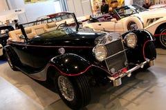 Exposição automóvel Fotos de Stock
