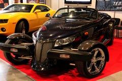 Exposição automóvel Imagens de Stock