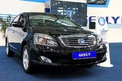 Exposição automóvel Foto de Stock