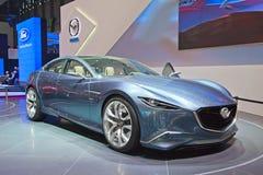 Exposição automóvel 2011 de Genebra Fotos de Stock
