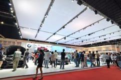 A 35a exposição automóvel do International de Banguecoque Imagem de Stock