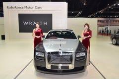 A 35a exposição automóvel do International de Banguecoque Foto de Stock