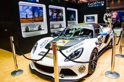 A 35a exposição automóvel internacional 2014 de Banguecoque Fotografia de Stock