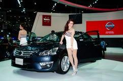 A 35a exposição automóvel internacional 2014 de Banguecoque Imagens de Stock Royalty Free