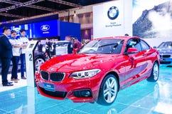 A 35a exposição automóvel internacional 2014 de Banguecoque Imagem de Stock Royalty Free