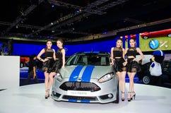 A 35a exposição automóvel internacional 2014 de Banguecoque Fotografia de Stock Royalty Free