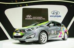 A 35a exposição automóvel internacional 2014 de Banguecoque Foto de Stock