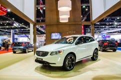Exposição automóvel internacional 2015 de Banguecoque Fotografia de Stock