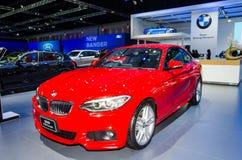 Exposição automóvel internacional 2015 de Banguecoque Foto de Stock
