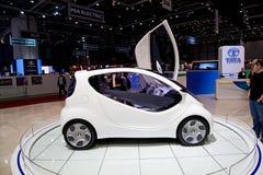 Exposição automóvel internacional de Genebra 81st Fotos de Stock
