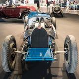 Exposição da antiguidade e dos carros de esportes imagem de stock