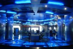 Exposição da ciência aeroespacial, em China imagem de stock royalty free