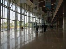 Exposição da convenção de Indonésia em Tangerang imagens de stock royalty free