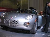 A exposição da feira automóvel em Los Angeles 2005 Imagens de Stock