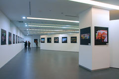 Exposição da fotografia Fotos de Stock