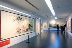 Exposição da pintura Fotos de Stock Royalty Free