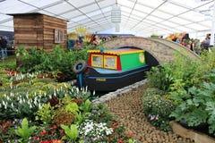 Exposição da prisão de Kirkham na mostra de flor de Southport Imagem de Stock