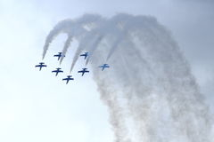 Airshow 1 foto de stock royalty free
