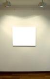 Exposição de arte Foto de Stock
