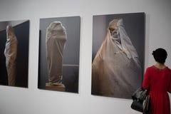 Exposição de arte grega 20 - século 21 Foto de Stock