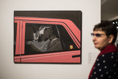 Exposição de arte grega 20 - século 21 Fotos de Stock