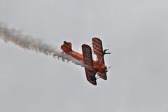 Exposição de Brietling Wingwalkers Fotos de Stock Royalty Free